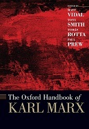 The Oxford handbook of Karl Marx