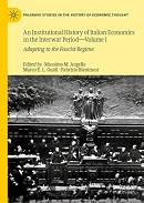 An institutional history of Italian economics in the interwar period