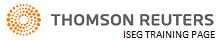 Thomson Reuters ISEG Training Page